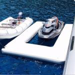 Inflatable PWC bay
