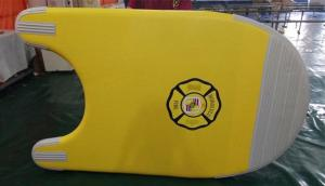 Fire department rescue sled